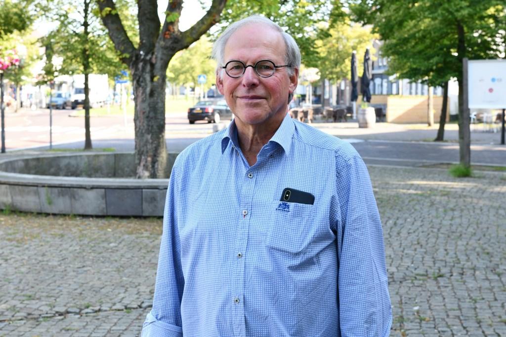 Voorzitter Jac Wismans Foto: Wil Feijen © DeMooiSonenBreugelKrant