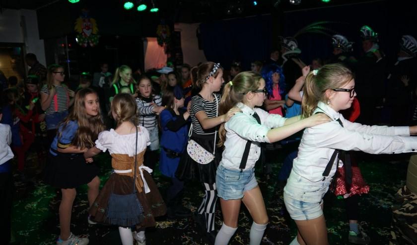 Carnavalsavond in de Oase (archieffoto 2018)   | Fotonummer: f1d027