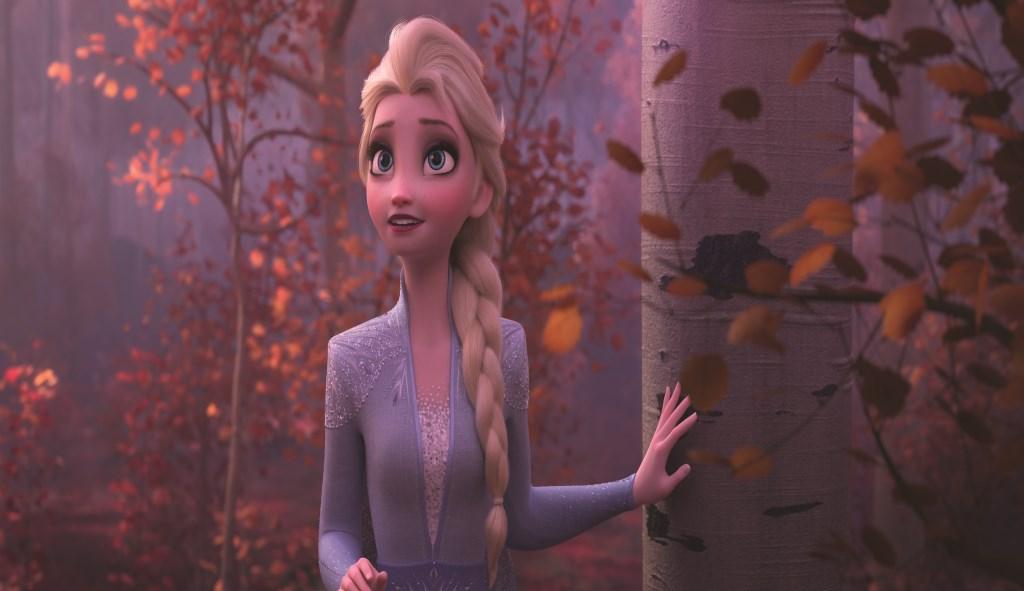 Frozen, Elsa Foto: ©The Walt Disney Studios Benelux  © 2019 Disney   © DeMooiSonenBreugelKrant