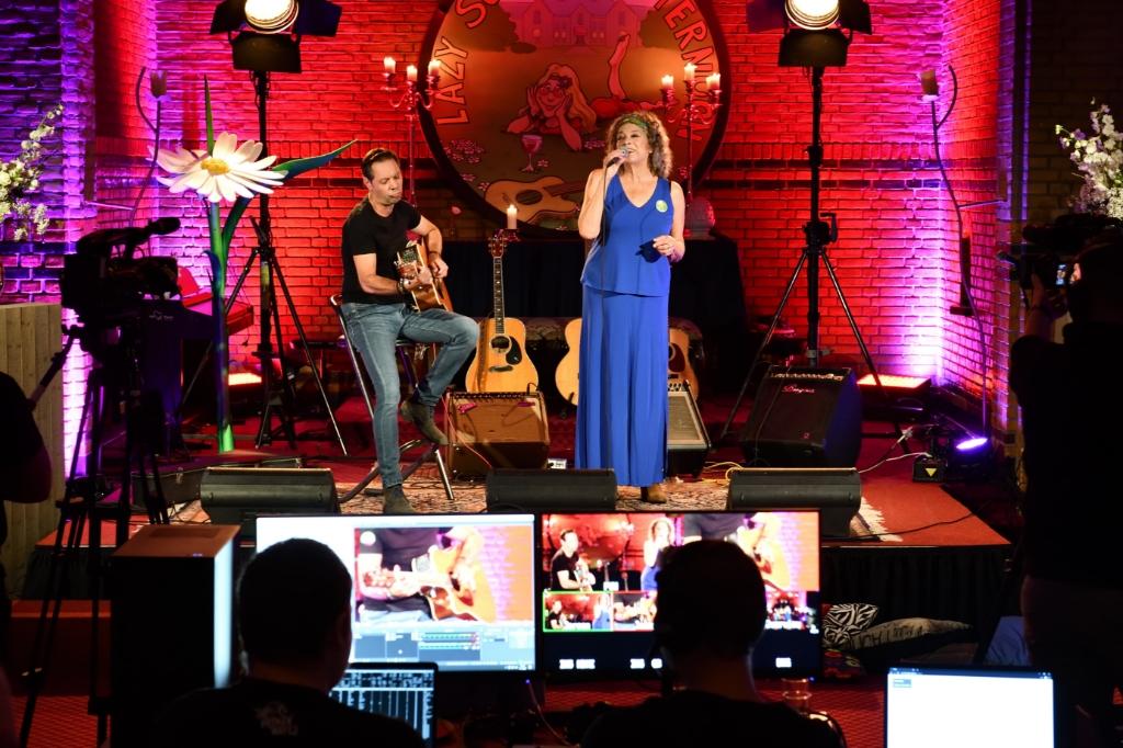 Annelies Hilgerdenaar en Eric van de Ven Foto: Wil Feijen © DeMooiSonenBreugelKrant