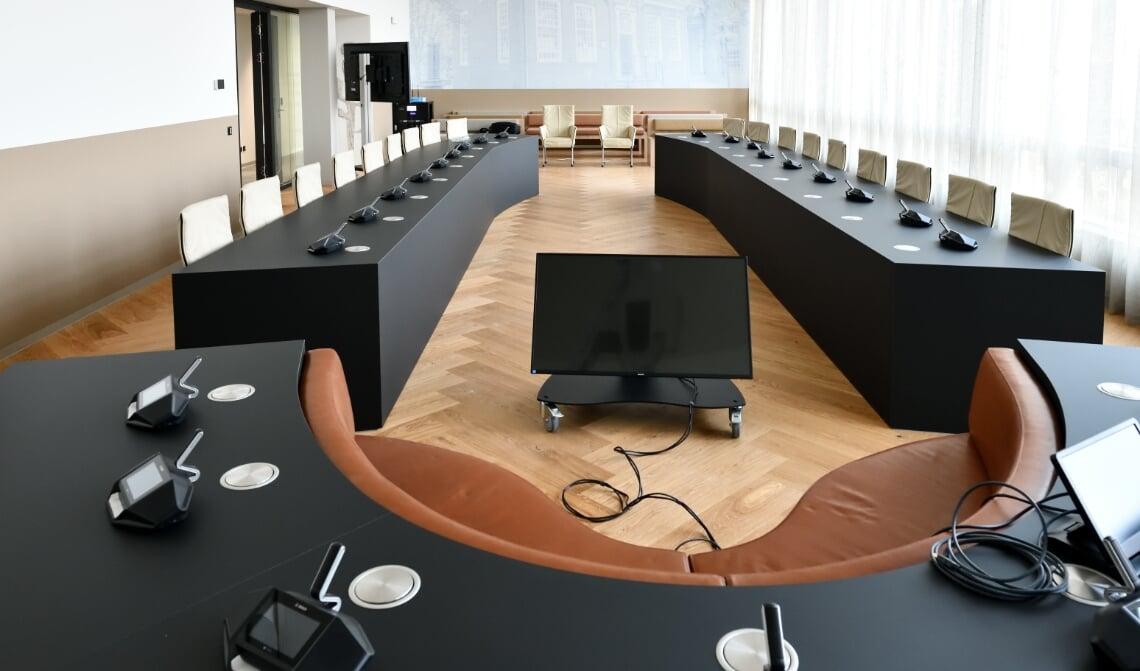 <p>De Politieke Avond wordt weer gehouden vanuit de raadzaal (archieffoto)</p>