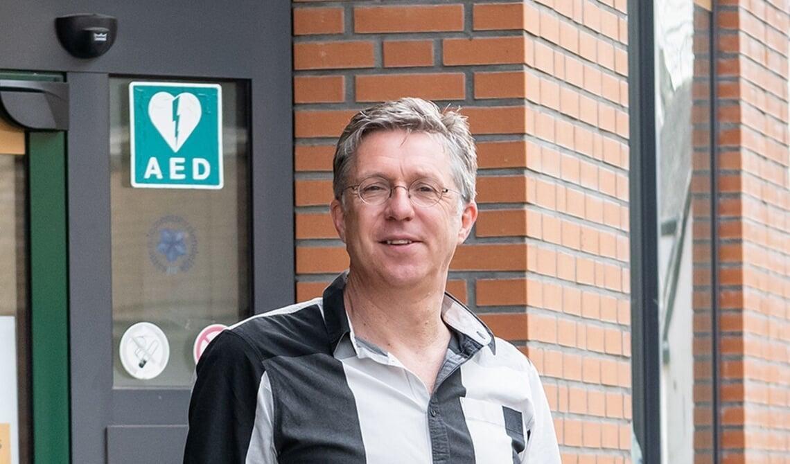 Marcel Bakker, schuldhulpverlener van Lumens in Son en Breugel