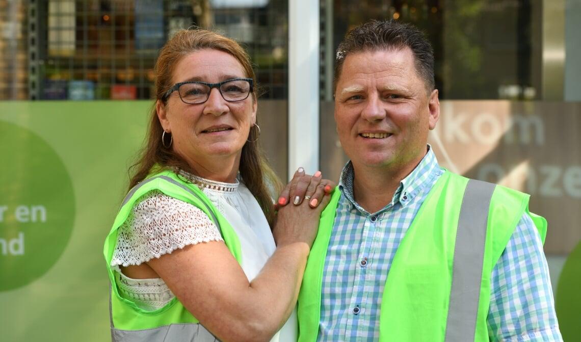 Jeannette en Marcel Verhoeven