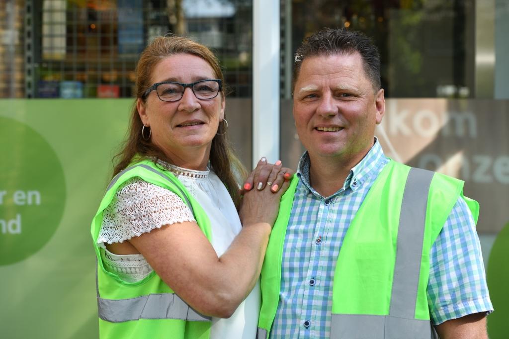 Jeannette en Marcel Verhoeven Foto: Wil Feijen © DeMooiSonenBreugelKrant