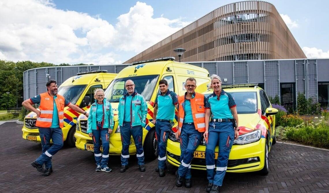 Nieuw uniform voor ambulancezorgverleners