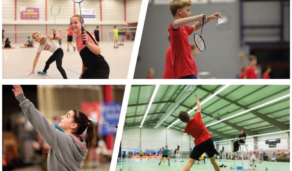 Maak kennis met badmintonvereniging Scarabee