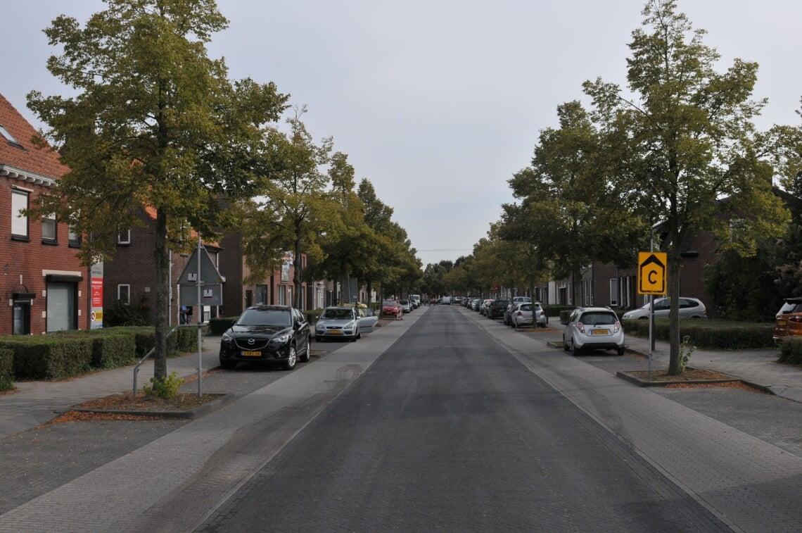 Geen gemotoriseerd verkeer in een gedeelte van de Nieuwstraat en Kanaalstraat
