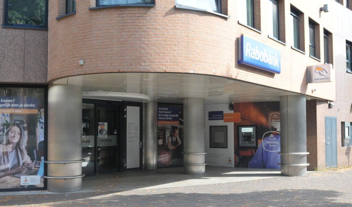 <p>Het kantoor van de Rabobank in Son en Breugel</p>