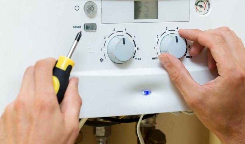 Techniek Nederland pleit voor energiezuinigere cv-ketels en niet voor een algeheel verbod.