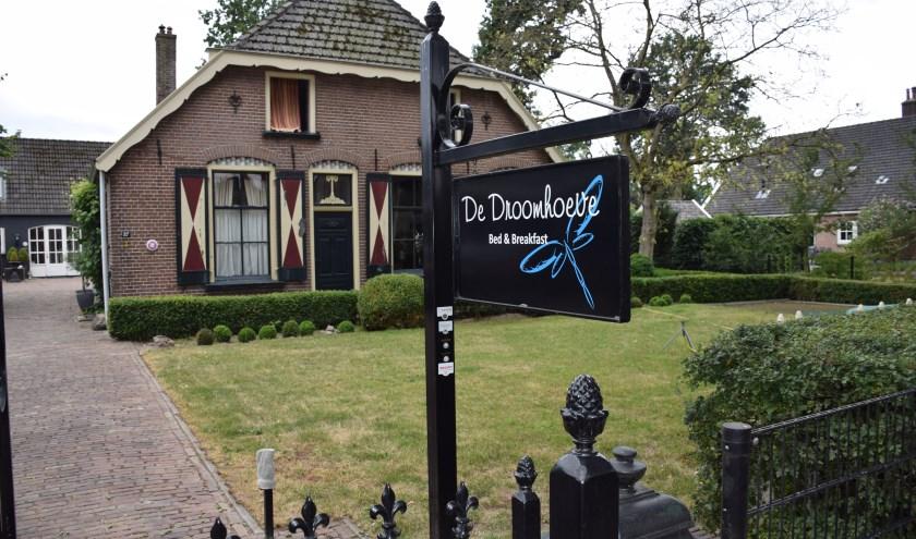 Bed&Breakfast De Droomhoeve in Nunspeet is de enige bed&breakfast in Nederland waar de Geberit AquaClean kan worden getest.