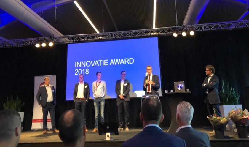 Met Ben Oude NijHuis, een verpleeghuis in Rotterdamwon  Hoffman Elektro de UNETO-VNI Innovatie Award 2018 .