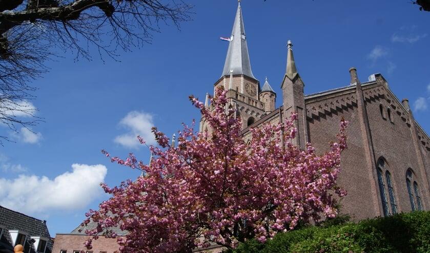 Het is goed wonen in Voorschoten. Tot die conclusie komt ook Elsevier Weekblad. Foto: VSK