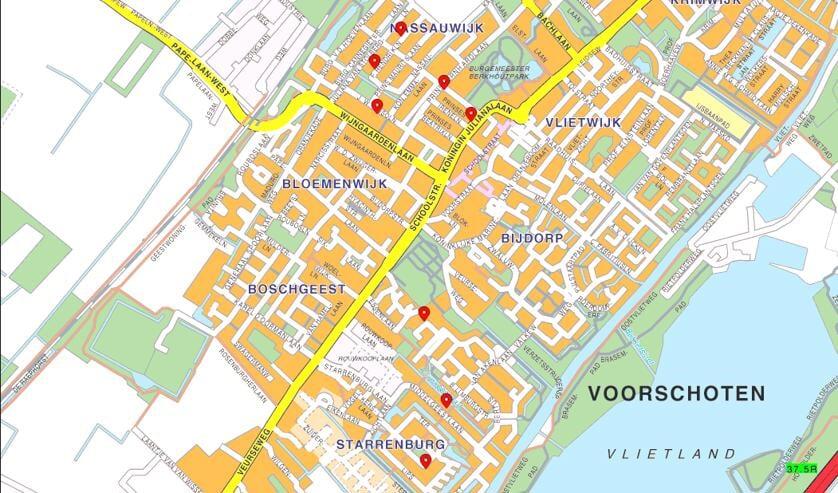 Foto: politie Leiden Zuid