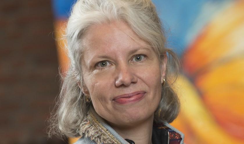 Katrien van Meenen, fractievoorzitter VVD