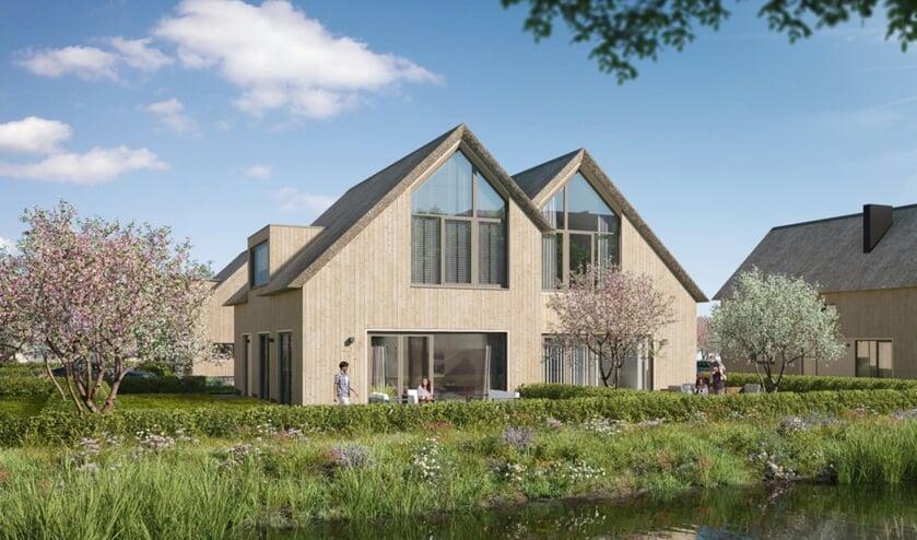 Bouwproject Roosenhorst gaat vooralsnog gewoon door. Foto: roosenhorst.nl