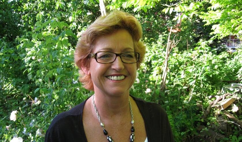 Het derde boek van de Leiderdorpse schrijfster Margareth Hillebrand gaat over dementie. Foto: PR