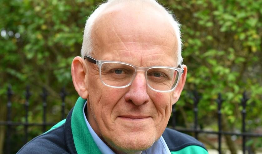 CDA-raadslid Cees Bremmer. Foto: CDA Voorschoten