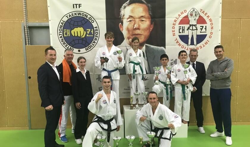 Succes voor Goederaad bij de TIN Cup. Foto: pr