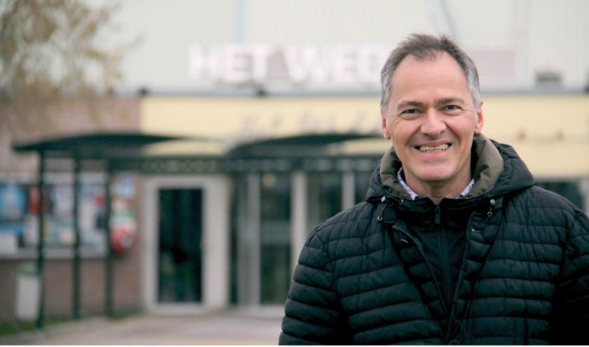 GroenLinks fractievoorzitter Johan van Rixtel. Foto: GroenLinks