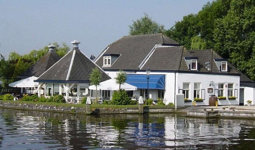 Restaurant De Knip voor koffie/thee,lunch diner en partijen op één van de mooiste plekken aan de Vliet.