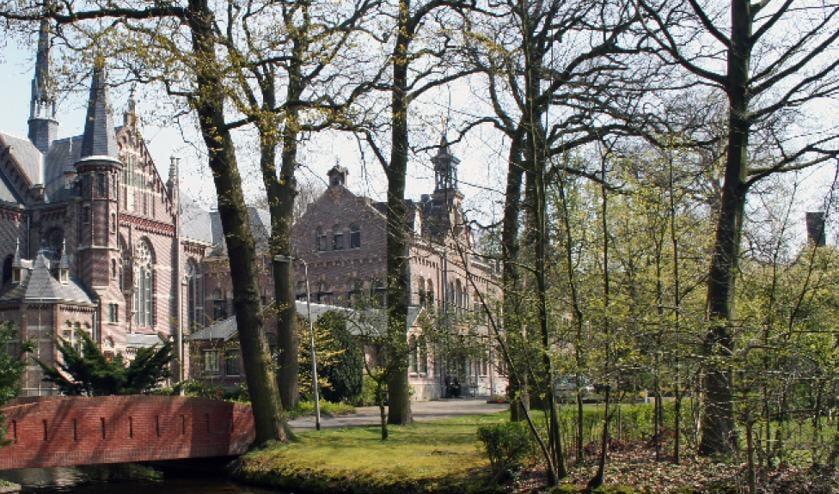 Het Klooster en landgoed Oud Bijdorp. Foto: pr