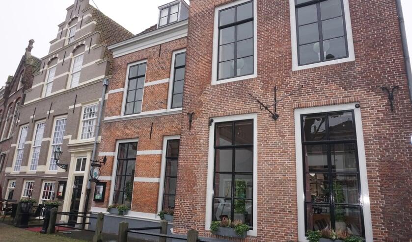 Komende week praat het college over de voorgenomen verkoop van het Ambachts- en Baljuwhuis. Foto: VSK