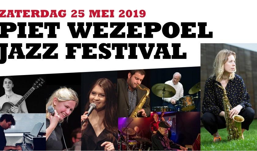 De line-up van het jazzfeest op 25 mei bevestigt dat Podium Jong Professionals Jazz 'absolutly alive and kicking' is. Foto: Mo van der Werf