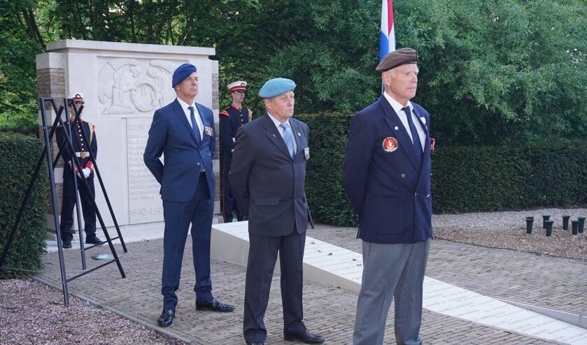 De Voorschotense veteranen kregen een brief van de burgemeester nu de veteranendag vanwege corona werd afgelast. Foto: VSK