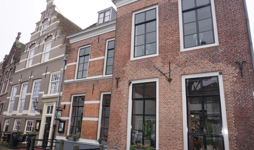 Het Ambachts- en Baljuwhuis mag verkocht worden, volgens het college. Foto: VSK