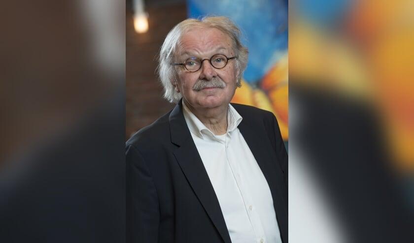 Fractievoorzitter Ad de Graaf van de PvdA. Foto: John Brussel