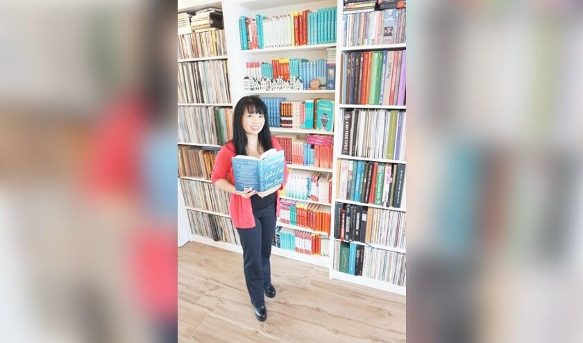 Op 12 september organiseert de bibliotheek 'Ontmoet Schrijvend Voorschoten'. Jean geeft dan een lezing met als titel: 'Immigratie: Droom en Werkelijkheid; mijn zoektocht naar een beter leven'. Foto: VSK