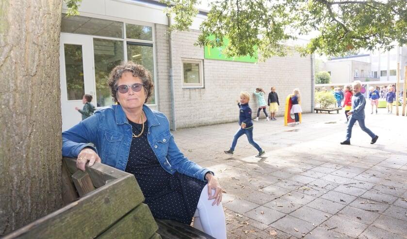 Angèle Jehee-De Visser is de nieuwe algemeen directeur van de Protestant Christelijke Schoolvereniging Voorschoten. Foto: VSK