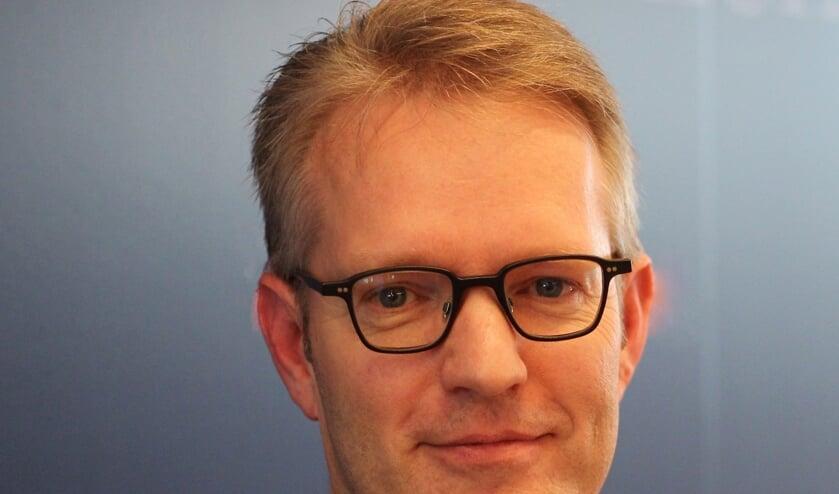 Bert Jan Urban is de nieuwe griffier in Voorschoten. Op 26 september wordt hij beëdigd. Foto: Elsina Sahetapy