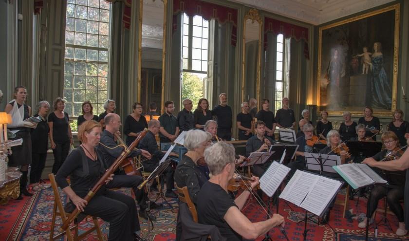 Foto's: Nelleke de Vries en Hiltje Haasjes (Kasteel Duivenvoorde)