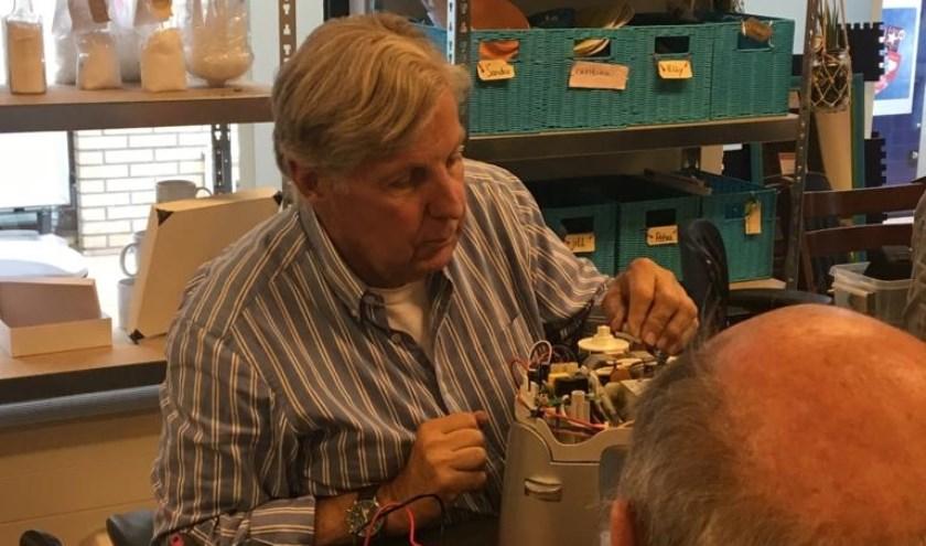 Foto: Repair Café Voorschoten