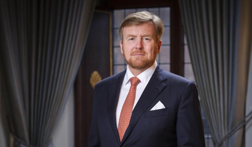 Koning Willem Alexander. Foto: RVD Martijn Beekman
