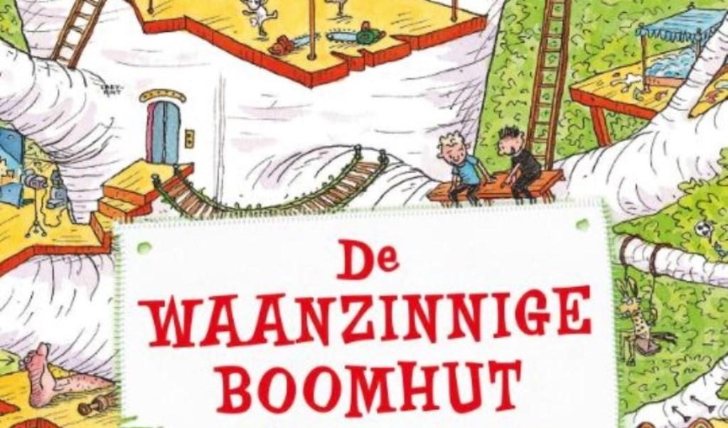 Kidscollege workshop micro:bit 'Op avontuur in de Waanzinnige Boomhut'  © VSK