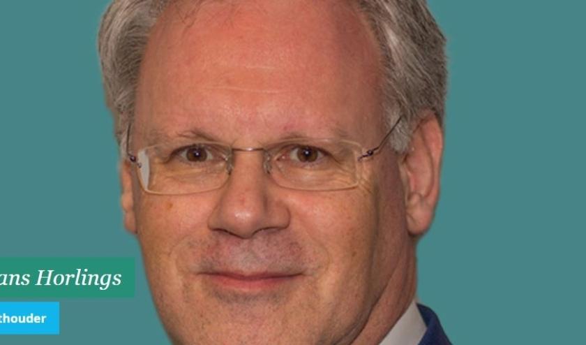 Oud-wethouder Hans Horlings ligt in het ziekenhuis na besmetting met Corona. Foto: CDA Midden-Delfland