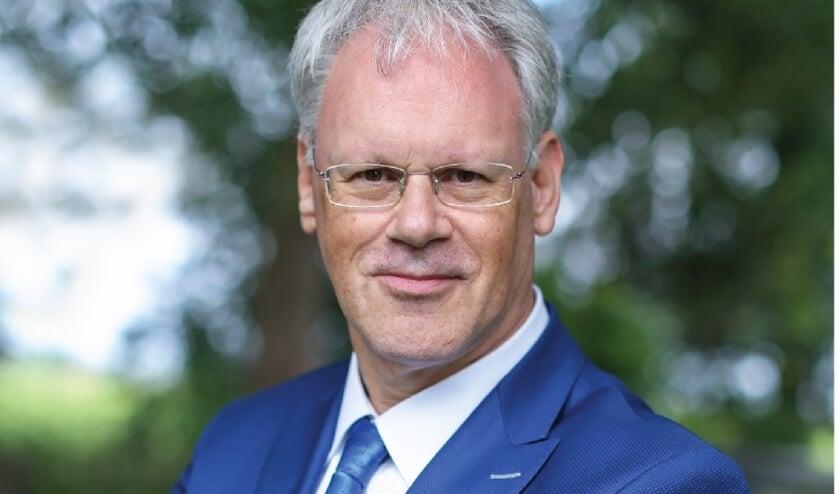 Oud wethouder en Voorschotenaar Hans Horlings.