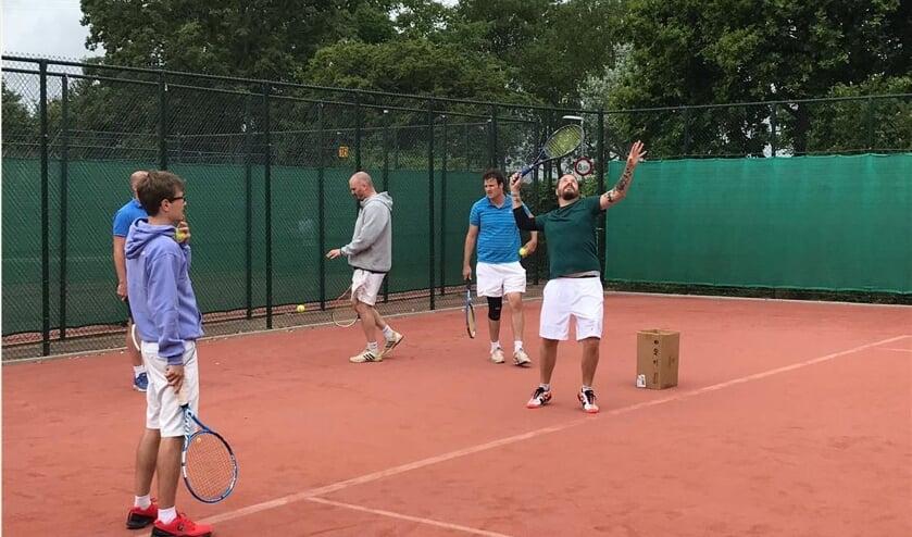 Tennisvereniging Forescate organiseert de Zomer Challenge