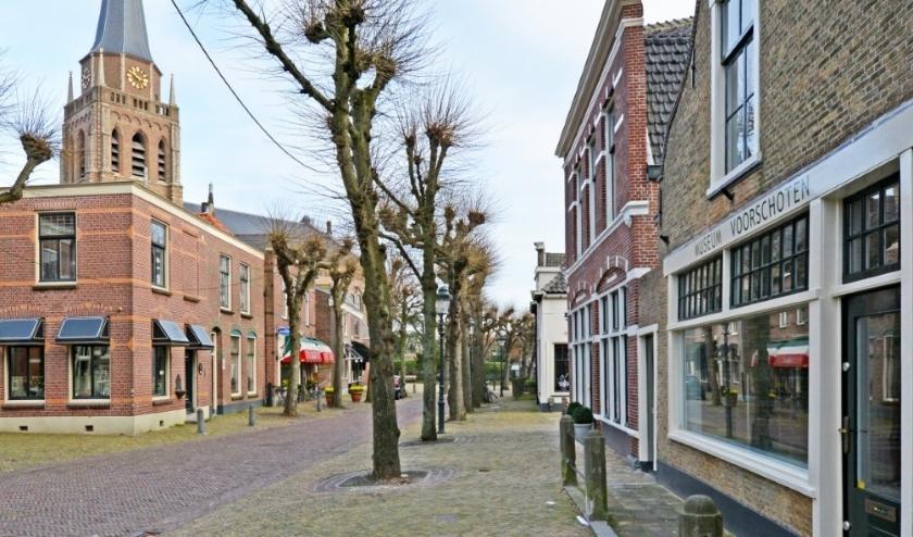 Museum Voorschoten aan de Voorstraat is weer open. Foto: Museum Voorschoten