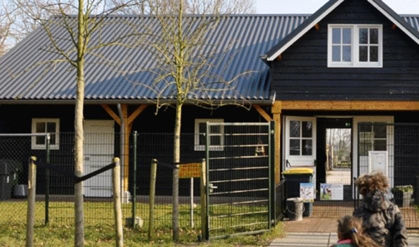 Kinderboerderij open van dinsdag t/m vrijdag van 10.00 tot 16.00 uur
