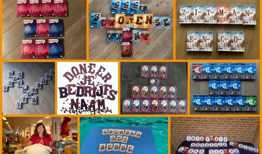 <p>De actie Sintvoorieder1 loopt goed, alleen de donatie van snoepgoed en chocolateletters moet nog op gang komen. </p>