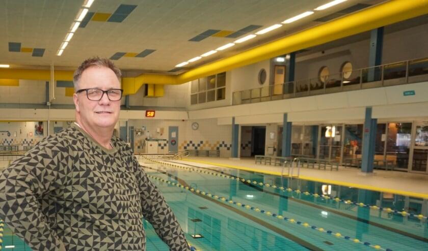<p>Gerard van Hal, directeur Sportfondsen: ik hou me bezig met de heropeningsdatum maar wanneer en hoe, ligt buiten mijn macht. Foto: VSK </p>