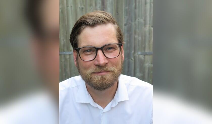 <p>PvdA Burgerraadslid Arnold Posthuma&nbsp;</p>