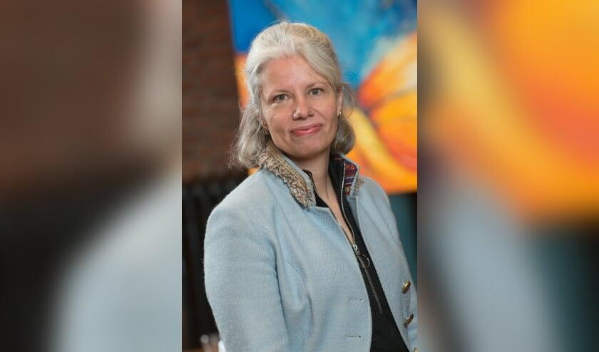 <p>VVD fractievoorzitter Katrien van Meenen</p>