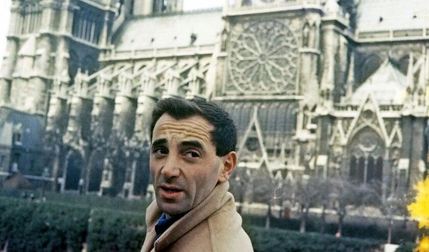 <p><strong>Aznavour: le regard de Charles</strong> </p>