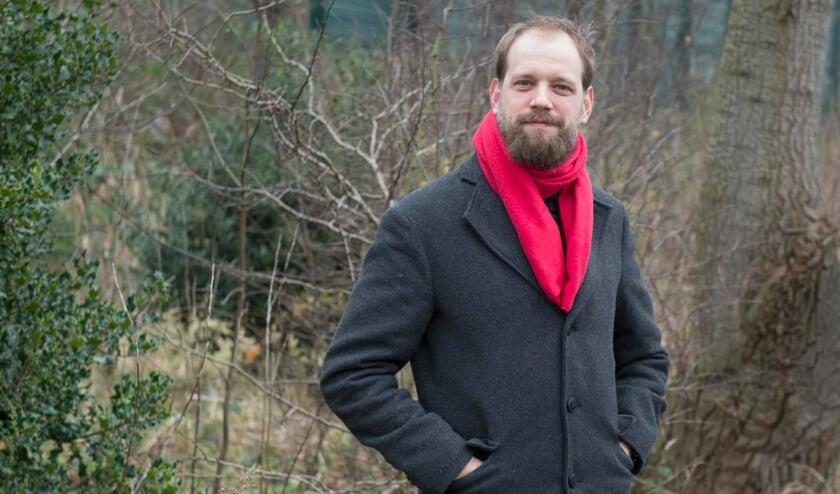 <p>SP fractievoorzitter Erik Maassen</p>