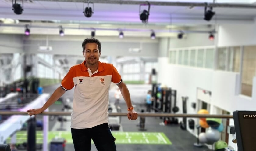 <p>De Voorschotense fysiotherapeut Lars Beuming gaat voor de tweede keer naar de Olympische Spelen</p>