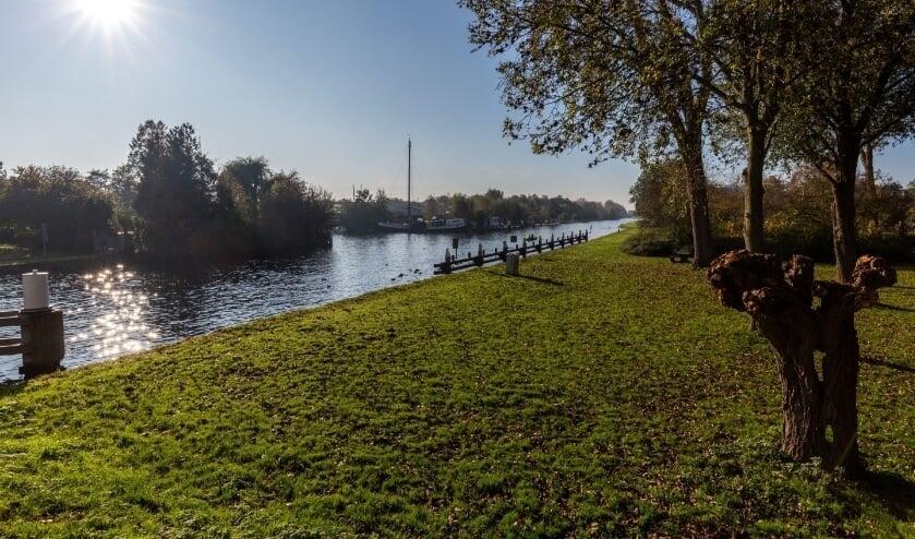 <p>Het kanaal van Corbulo bij Vlietwijk. Foto: Jeroen Savelkouls via Provincie Zuid-Holland</p>